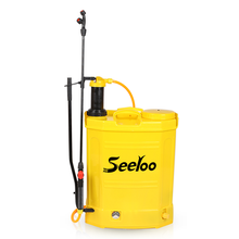 High quality electric portable long handle telescopic sprayer lance