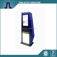 "42"" LCD floor standing ticket vending kiosk machine (HJL-725)"