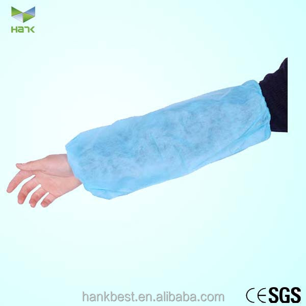 Medical consumables surgical doctor use pp disposable sleeve cover