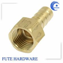 brass threaded reducing plastic pipe fitting