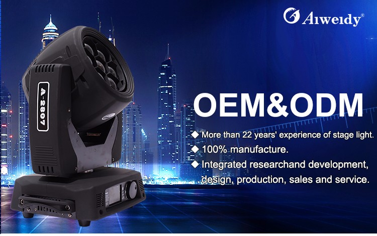 2017 guangzhou Wholesale Price LED Pro Stage Wedding clay paky bee eye led moving head light