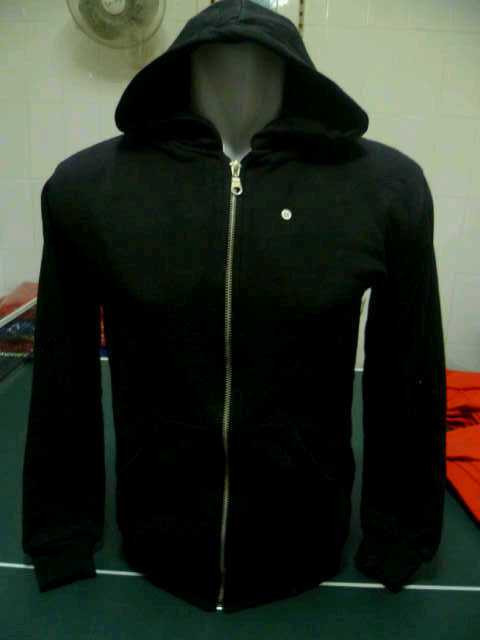 Special Product Plain Zipper Hoodie