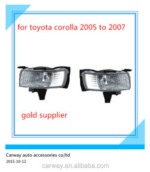 FOR TOYOTA COROLLA 2005 TO 2007 THE EXCELLENT QUALITY AUTO FOG LIGHT