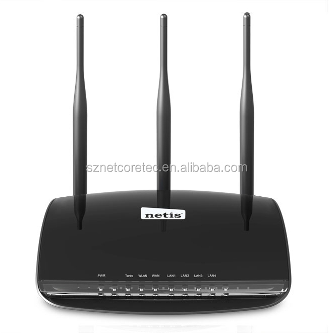 netis 300Mbps Wireless Nhigh power wifi router