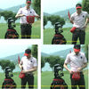 Helix online shopping multifunction caddie bag /golf bag attachment bag/wholesale golf balls bags