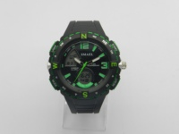 Best quality promotional men watch analog digital for Export