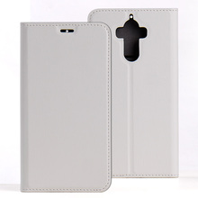 Mobile Phone PU Leather Flip Cover Case for Huawei Mate 9