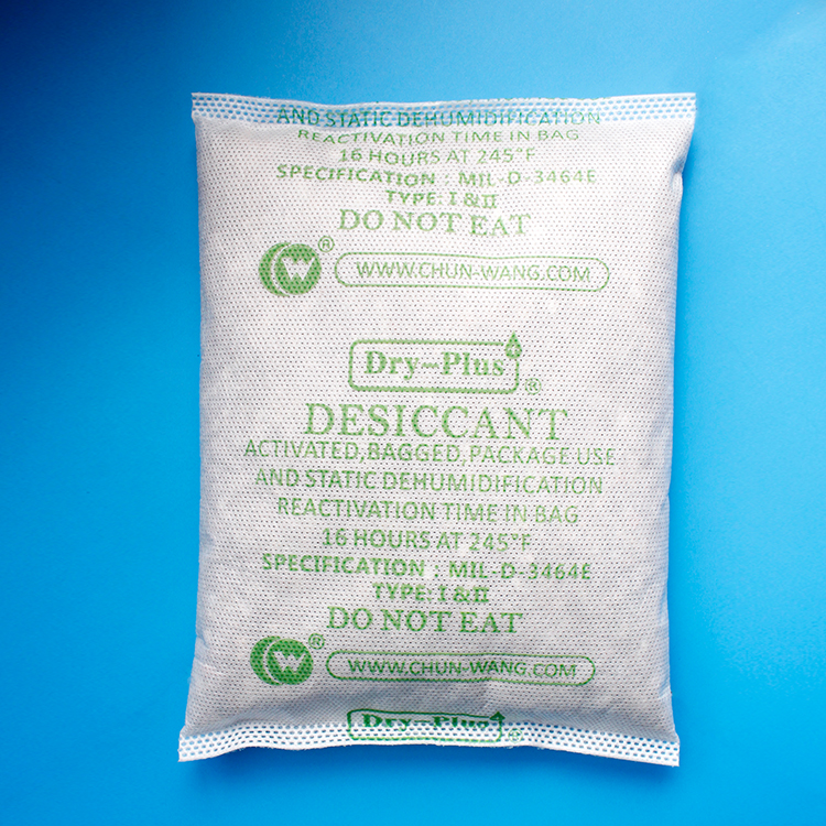Natural Drying Agent Bentonite Clay Desiccant Bag