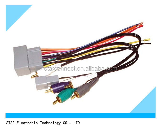China factory UL truck wiring harness for diesel engines