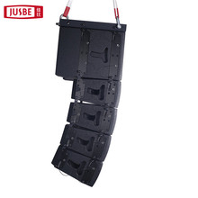 Outdoor concert event full-range 8-inch 400W 1600W p audio q1 speaker line array