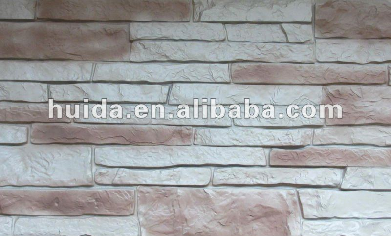 New Design! Stone vinyl siding supplier china