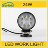High quality Car Accessories 24W Auto led work light