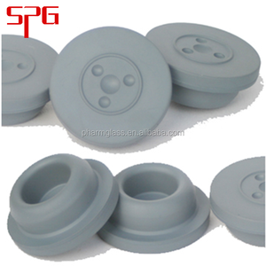 Rubber stopper for various of glass bottle and syringe