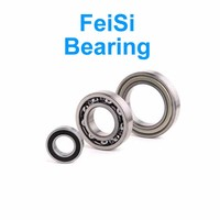 625ZZ/2RS/Open deep groove ball bearing price