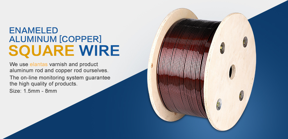 Red colour Degree 200 0.6mm awg Class180 enamelled aluminum wire