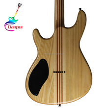 Hot sale cheap import guitars china neck through body guitar