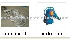 Roto moulded Plastic Toys Mould
