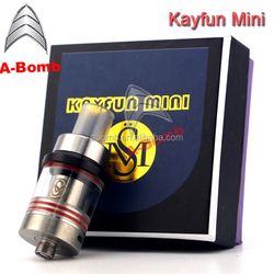 2015 Newest A-bomb kayfun mini clone/kayfun mini atomizer/kayfun mini