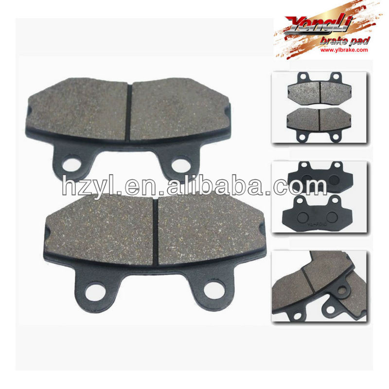 China brake pad motorcycle import of shoes from china