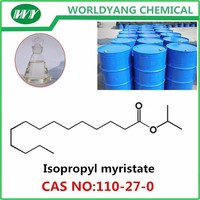 Isopropyl myristate CAS NO.110-27-0
