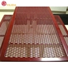 Rugged Expanded Metal Wire Mesh For