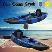 Blue Ocean 2015 hot sale May style outrigger canoe/fishing outrigger canoe/atv outrigger canoe