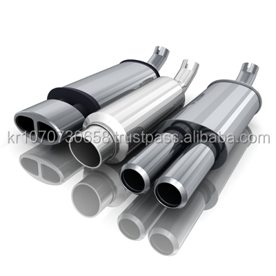 hyundai Galloper exhaust system spare parts