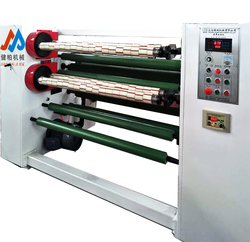 High quality long duration time duct tape cut machinery double-sided cutter machine double sides rewinding high-speed