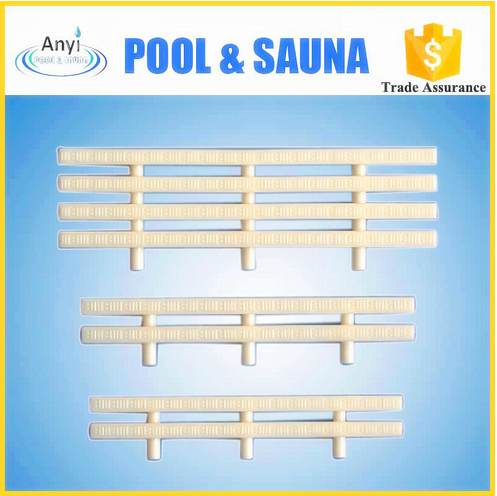 swimming pool gratings