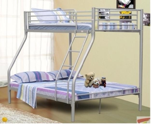 Steel Bunk Beds for Home and Dormitory