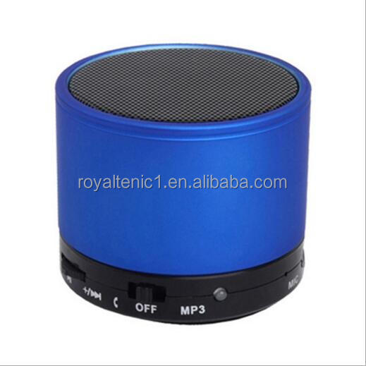 2016 new Bluetooth Speakers S10 Wireless mini portable speaker TF FM Radio For iPhone Samsung iPod MP3 PC Series