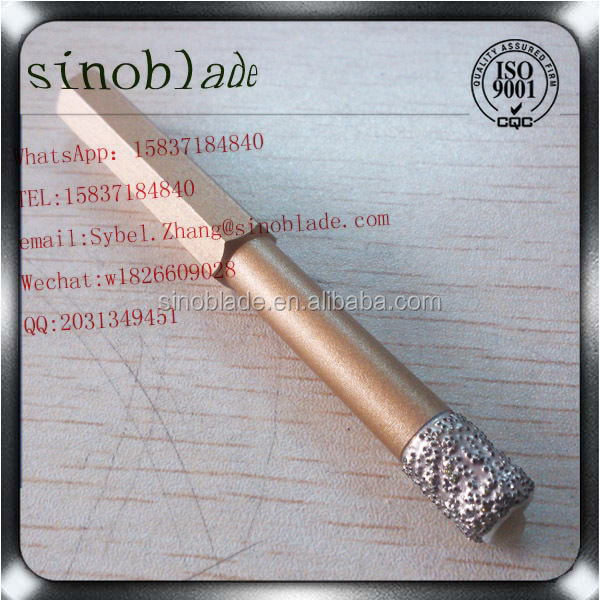 6mm Black Diamond Core Drill Bits for Reinforced Concrete