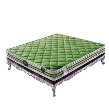 New design pocket spring bed mattress 4D ventilate mattress