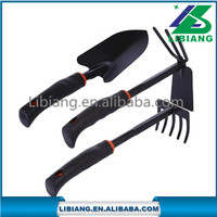 3pcs iron mini garden tool set