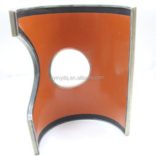 customized Guard heater silicone rubber heater foamed plastic /epdm heating element