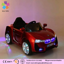 Best gifts kids wholesale fashion electric car kids car toy 6v 12v motor childs ride on car excavator toy