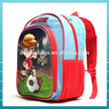 Professional 3d little kids backpack children with certificate
