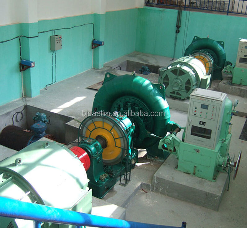 Hot sale 200KW Francis Turbine
