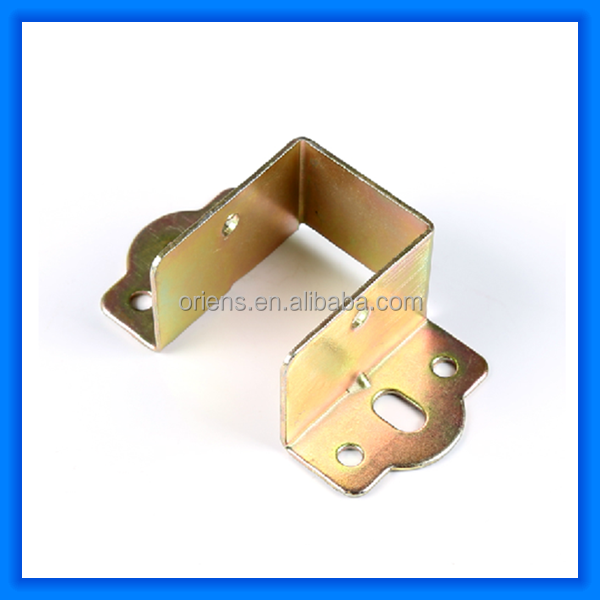 stainless steel shelf support brackets L shaped table folding mounting bracket