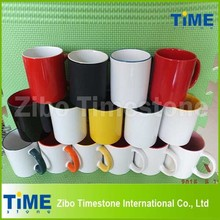 Many Colors Stock 11oz Ceramic Coffee <strong>Cup</strong>