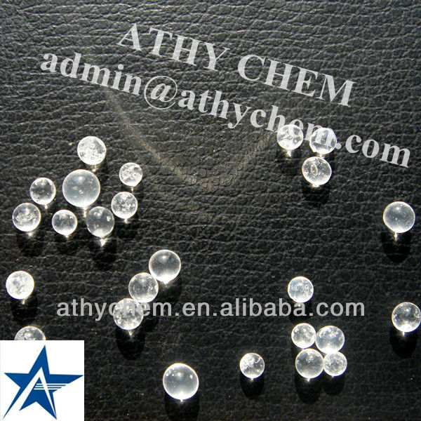 Transparent Adhesive Air Dryer Silica Gel Water Absorbing Pellets