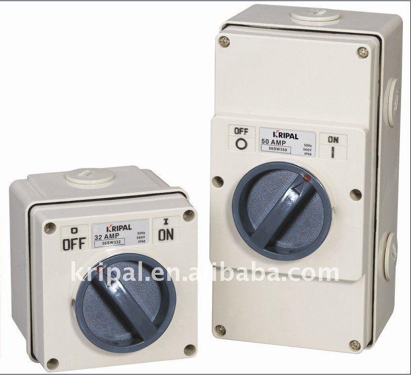 Industrielle lectrique interrupteur ext rieur tanche - Prise electrique exterieur etanche ...