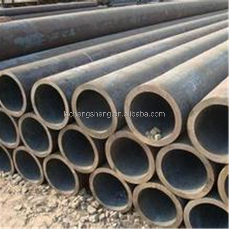 ASTM A335 P5 A369 FP9 heat resistant seamless steel tube