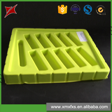 Professional design plastic PET blister electronic components packing tray