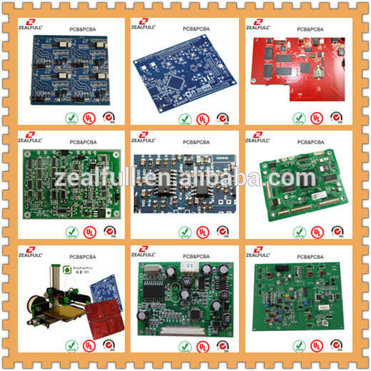 Shenzhen PCB&PCBA assembling factory supplies segway mini solder paste smt audio player pcb with Rohs