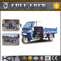 3 wheels truck/tricycle motorcycle with simple cab