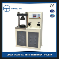 YAW-100 100kn, 10ton digital display cement block compression testing machine+compression tester