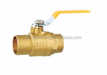 china producer oil and gas brass ball valve/brass valve/ball valve for hot sale