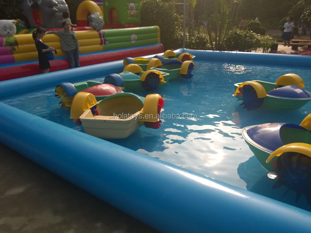 2017 HOLA swimming pools inflatable/used swimming pool for sale