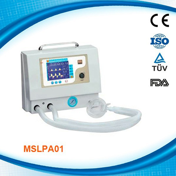 MSLPA01K Cheap Price of Portable medical ventilator machine